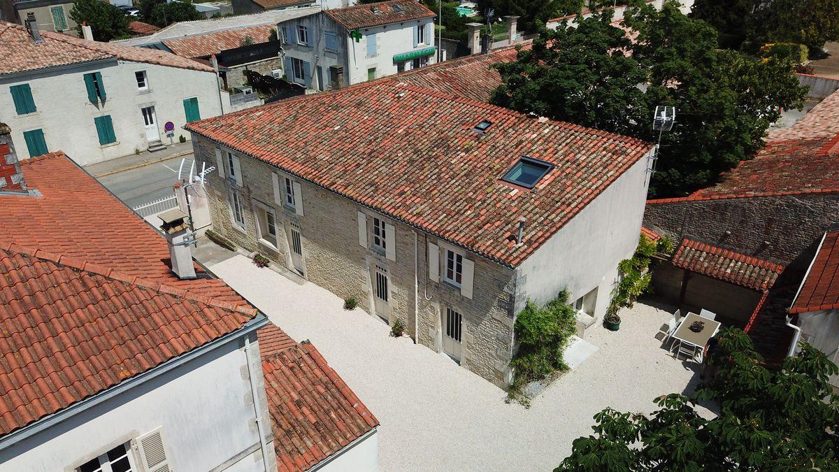 Extérieur Gîte La Rochelle et l'Aunis
