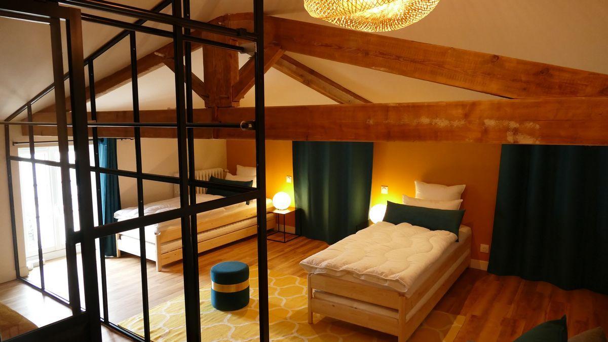 Chambre Margaux Gîte La Rochelle et l'Aunis