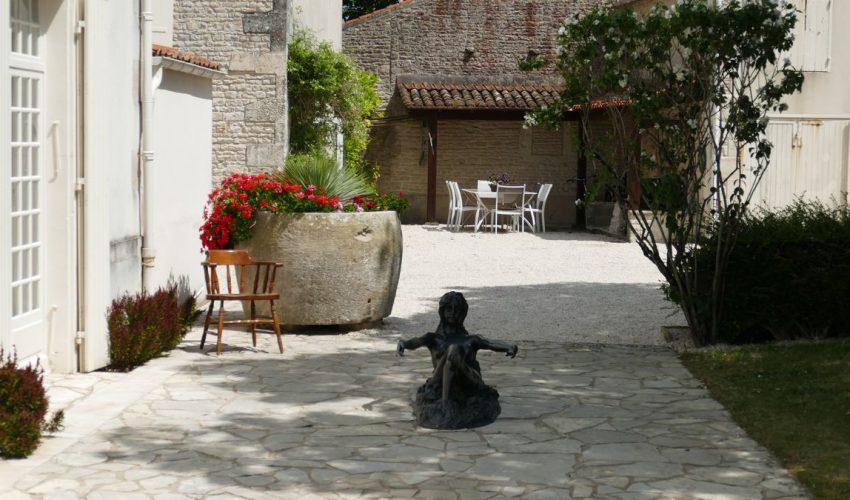 La Rochelle et Aunis - Extérieurs - Terrasse