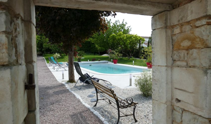 La Rochelle et Aunis - Extérieurs - Piscine