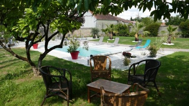 Accueil Maison d'hôtes La Rochelle et Aunis